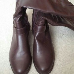 Brand new Rampage Tall Boots